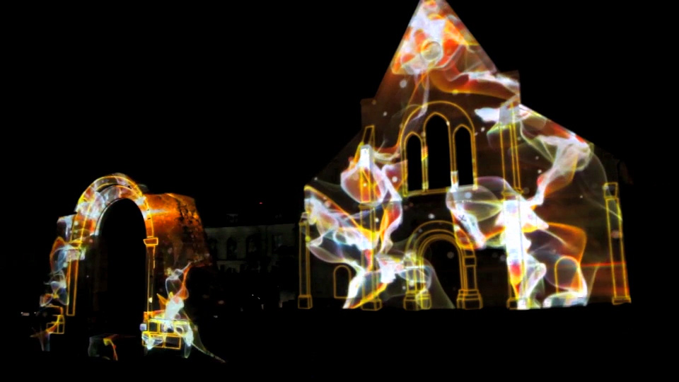 Mapping Chartres Sainte-Foy