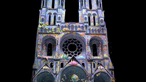 Mapping Laon 2013